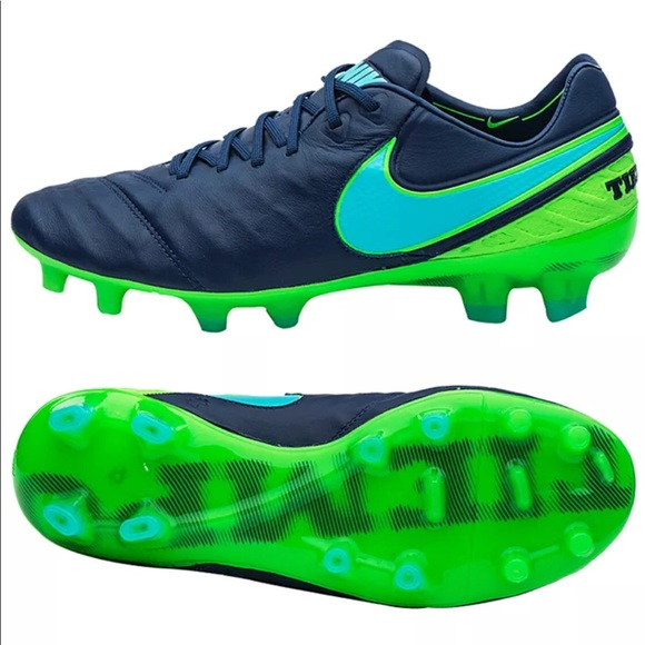 sale retailer 78be5 b40c8 Nike Tiempo Legend 6 VI ACC FG Soccer Cleat $210 NWT